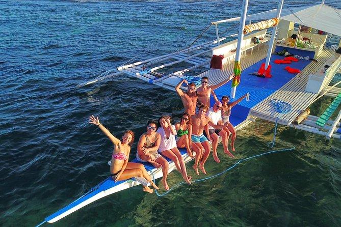 Mactan Island Hopping and Snorkeling, ,