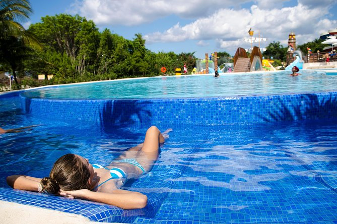 Playa Mia Grand Beach and Water Park Day Pass, Cozumel, Mexico