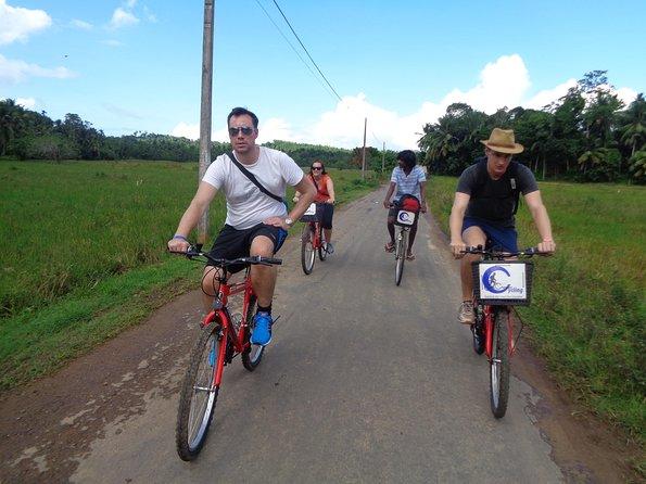 35km Mountain Bike Day Tour in Galle, Galle, SRI LANKA