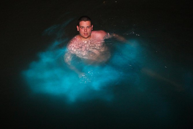 Mystic Luminescent Lagoon Night Cruise in Jamaica (COVID-Ready), Montego Bay, JAMAICA