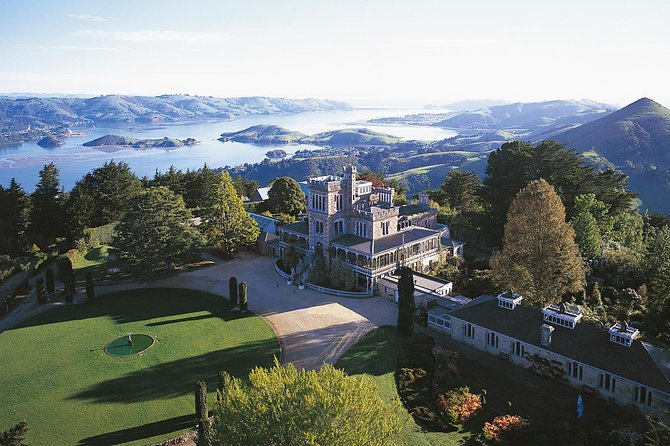 Dunedin Shore Excursion: Half-Day Wildlife and Larnach Castle Tour, Dunedin y la peni­nsula de Otago, NOVA ZELÂNDIA