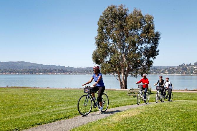 San Francisco Golden Gate Bridge to Sausalito Guided Bike Tour, San Francisco, CA, ESTADOS UNIDOS