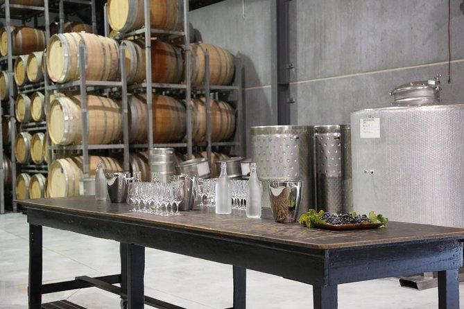 Keith Tulloch Wine: Winemaker's Table, Hunter Valley, AUSTRALIA