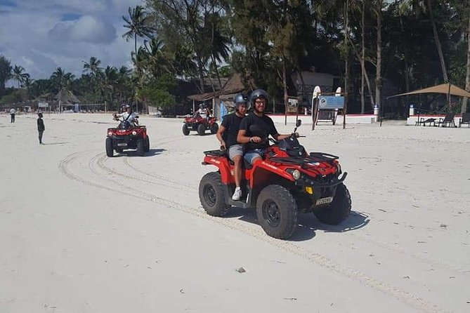 Quads tour, Zanzibar, Tanzania