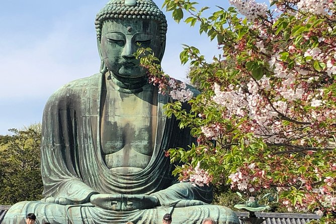 Enjoy a fun and relaxing tour of historic Kamakura on this 6 hour tour with a knowledgeable guide. <br><br>Visit fascinating temples and shrines and learn about Kamakura's history. <br><br>Experience Japanese tea in a teahouse located in a peaceful bamboo grove. <br><br>Enjoy scenic views and historic architecture. <br><br>Take a stroll through Kamakura's Komachi dori and try an array of delicious local food and drink. <br><br>Food and drink is included on the tour.