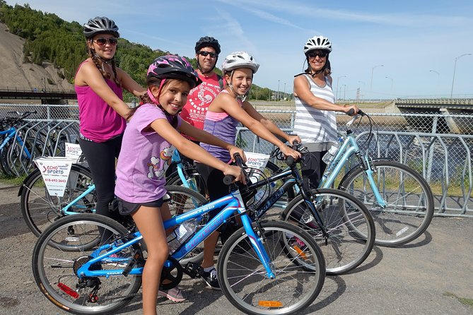 4 Hour Bike Rental in Quebec City, Quebec, CANADA