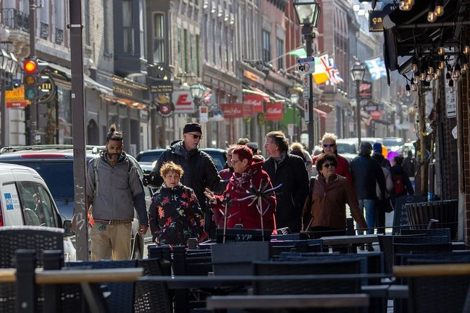 Quebec Shore Excursion: Small-Group Food Walking Tour, Quebec, CANADA