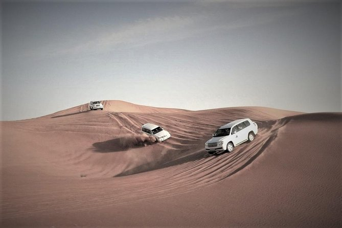 This tour ideal for the people with low budget but still can enjoy some of desert safari activities , such as dune bashing inland sea visit and stop for some photos. expect other people share the vehicle with you if shared vehicle option selected.