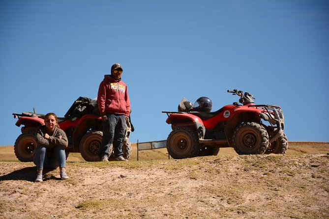 ATV Quad Bike Tour to Moray Maras and Salt mines from Cusco, Cusco, PERU