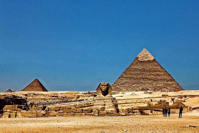 Giza Pyramids, Valley temple and Sphinx day tour, Guiza, EGIPTO