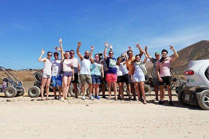 Old Style Dune Buggy Historical Tour from Corralejo, Fuerteventura, ESPAÑA