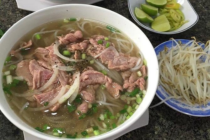 Saigon Food Adventure by Scooter, Ho Chi Minh, VIETNAM