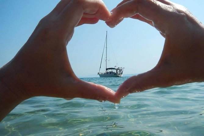 Unique Sailing Experience - Unforgettable Tours Change Your Life for One Day...Maybe for Ever ! Holidays in Greece for Charter in Skiathos, Day Sailing, Private Yacht Charters, Cruises, Honeymoons, Weddings, Soft Adventure ! <br><br>Cpt George & Dina<br><br>Since 1986