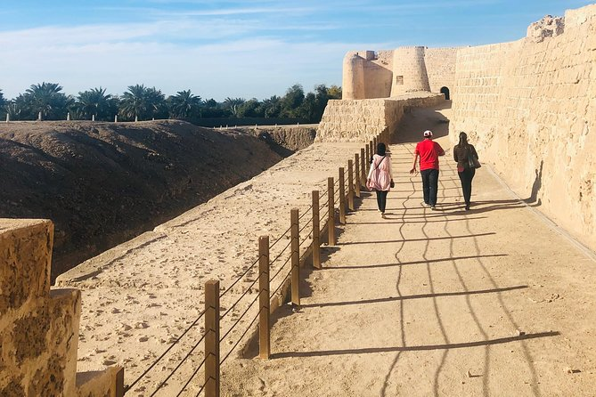 Start the 4 hour tour at 09.00am. Visit Bahrain Fort, Saar burial chambers, Barbar Temple and Burial Mounds.