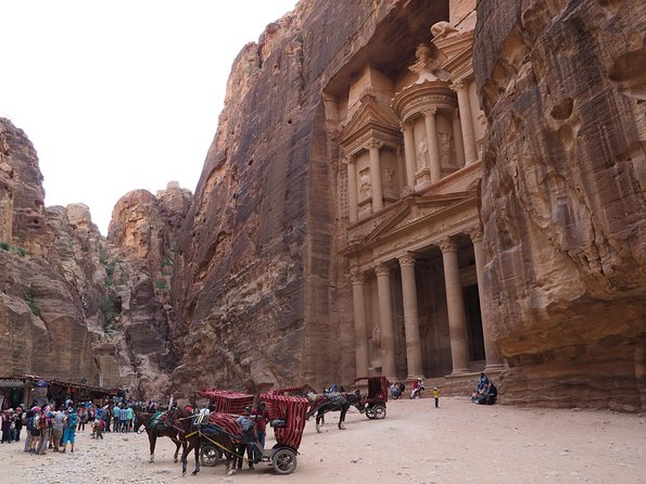 2 day tour to Petra from Jerusalem, Jerusalen, ISRAEL