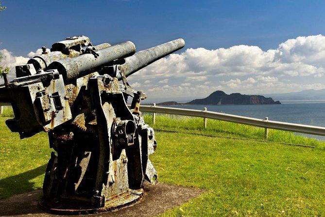 La Segunda Guerra Mundial e isla Corregidor: visita turística histórica desde Manila, ,