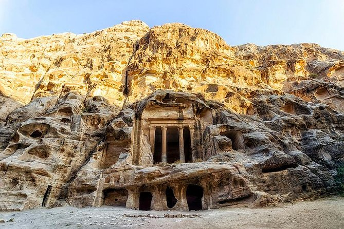 Day Tour to Petra & Wadi Rum from Amman, Aman, JORDANIA