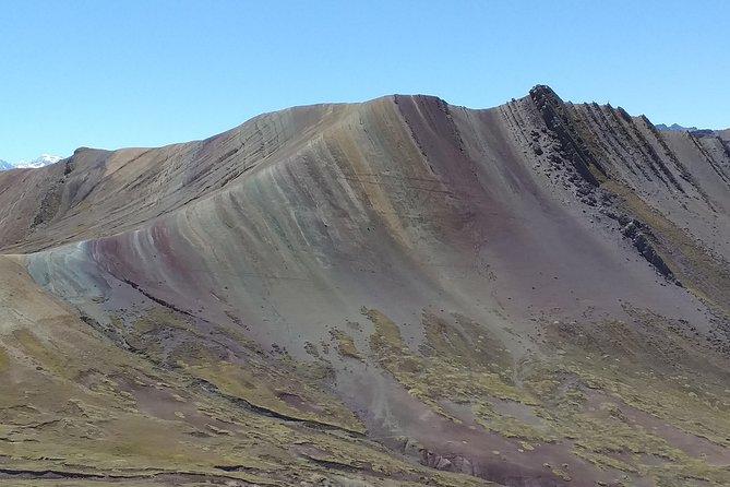 Caminhada ao Palcoyo da Montanha Arco-Íris de Cusco, Cusco, PERU