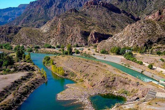 Cañón del Atuel - Desde Mendoza, Mendoza, ARGENTINA