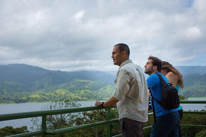 Aventura en el Parque Nacional Volcán Arenal, La Fortuna, COSTA RICA