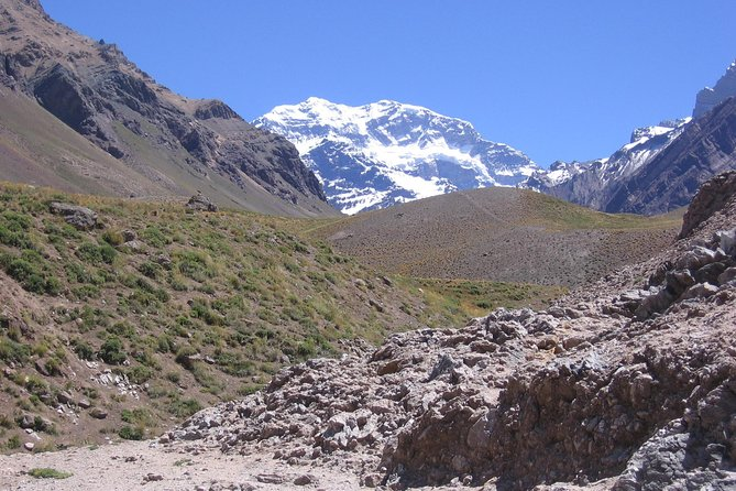 Andes Day Trip from Mendoza Including Aconcagua, Uspallata and Puente del Inca, Mendoza, ARGENTINA