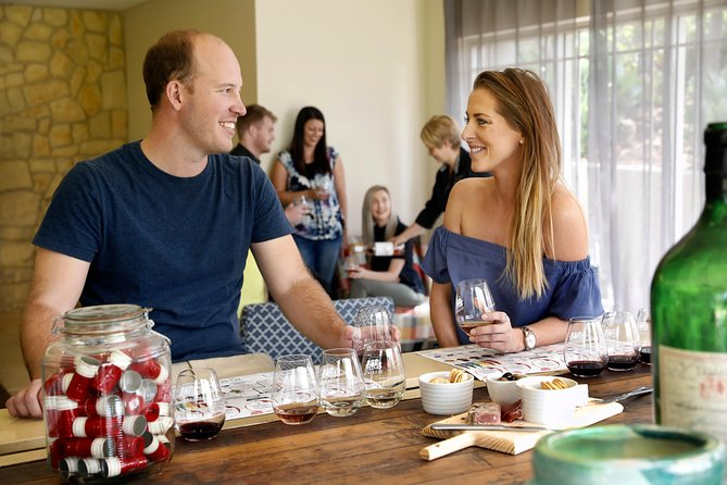 Tulloch Wines - Wine Tasting paired with Local Handmade Chocolates, Hunter Valley, AUSTRALIA