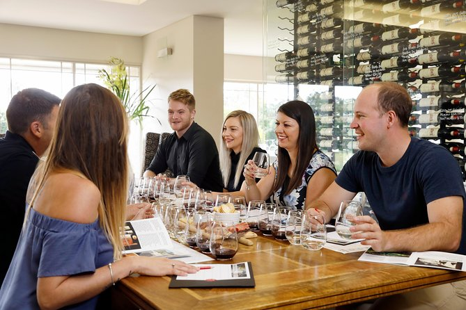 Tulloch Wines- Mystery Wine Tasting Experience with Local Cheese and Charcuterie, Hunter Valley, AUSTRALIA