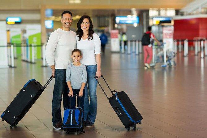 Traslado privado de partida: dos hotéis de Monterrey para o Aeroporto Internacional General Mariano Escobedo, Monterrey, MÉXICO
