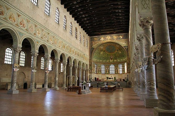 Full Day Ravenna Private Tour of Must-See Sites with Native Top-Rated Guide, Ravenna, Itália