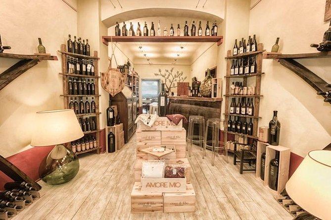 Amore mio Croce di Febo Wine Shop in Montepulciano, Montepulciano, ITALY