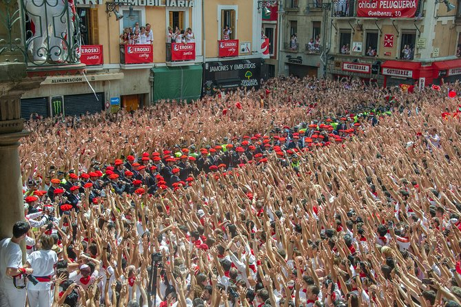 San Fermin Exclusive Opening Ceremony, Pamplona, ESPAÑA
