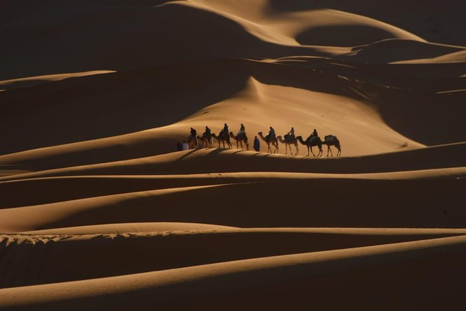 2 Days Shared Desert Tour from Fes to Merzouga with Overnight in Berber Tent, Fez, MARRUECOS