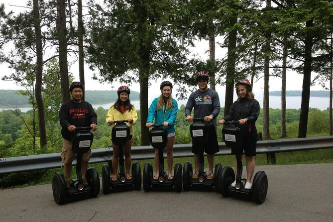 Peninsula State Park's Colorful Characters<br><br>The Segway is always an entertaining way to experience a place and Peninsula State Park in Door County is no exception. You may have been to this park before, but this drift will unveil places you have yet to see. Peninsula State Park has the most desirable views of all of the Door County State Parks via Skyline Road. You don't agree? Visit this Door County Segway tour and be ready to change your mind.<br><br>Come across the marvelous spectacles of the area as you get exposed to the plentiful breath-taking views along this fun and riveting Segway tour. Our stops consist of several overlooks that give you glorious sights of Green Bay and the islands off the shore including Chambers, Horseshoe, and the Strawberry Islands. <br><br>This is the ideal way to experience Peninsula State Park without squandering time or having to stroll too far. <br><br>Visit our website to discover all of the tours we offer.<br>For a tour today call!<br>