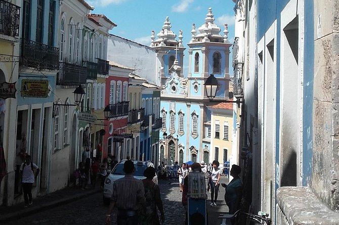 Upper City tour - historical Salvador, Salvador de Bahia, BRASIL