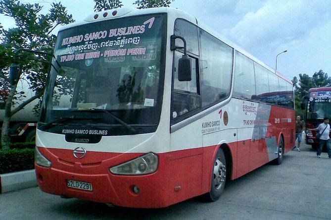 Bus Tickets To Cambodia From Ho Chi Minh City, Ho Chi Minh, VIETNAM