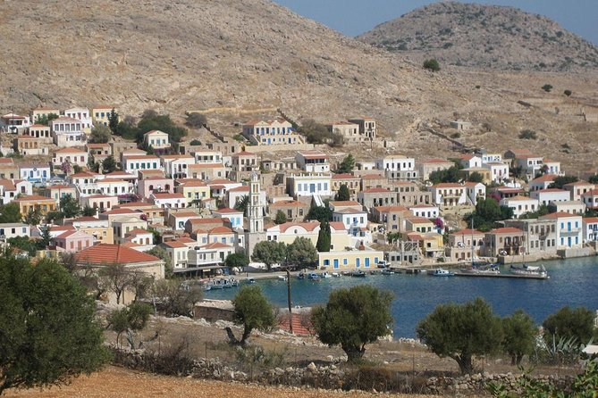 Full Day Shared Cruise to Halki Island from Rhodes, Rhodes, Greece