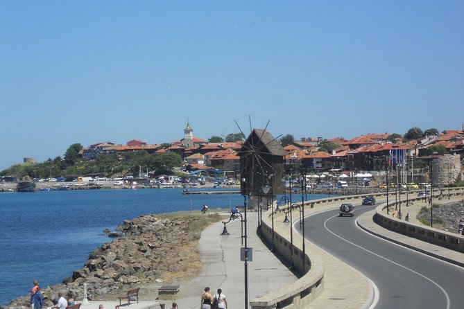 Discover Nessebar on a 3-hour walking tour of the old town. Led by a guide, explore this small piece of land embraced by the sea, tied with a narrow rope-like neck to the quay of the continent. The architectural ruins are a UNESCO World Heritage Site. Entrance fees are included.