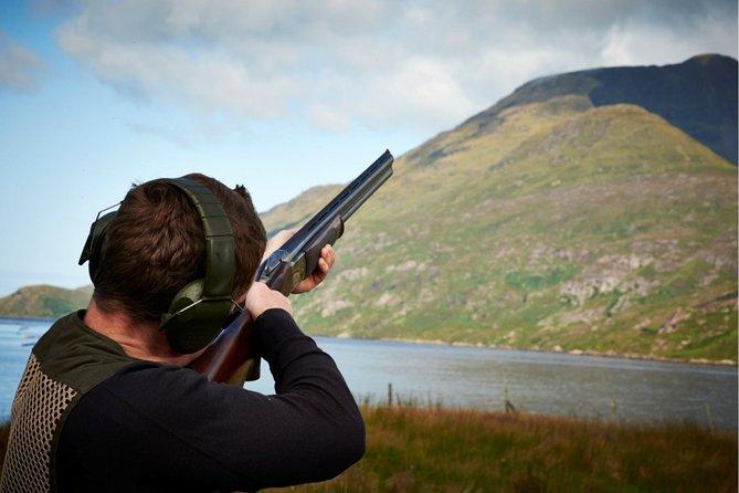 Clay Pigeon Shooting with Instructor, Westport, CT, ESTADOS UNIDOS