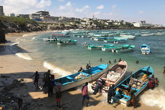 A rare opportunity to get an insight into life in Mogadishu. You will be able to visit the markets, bazaars and beaches of this traumatised yet vibrant city. <br><br>Untamed Borders have been running trips to Mogadishu frequently for many years and we pride our tour on being exceptional, from the information you receive from your guide about the city through to the security measures in place to ensure your safety.