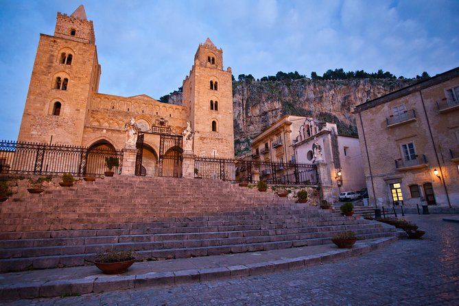 Cefalù and Monreale, full-day between Arab and Norman., Cefalu, ITALIA