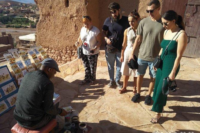 3-Day Desert Tour to Marrakech via Merouga-Erg Chebbi from Fez, Fez, MARROCOS