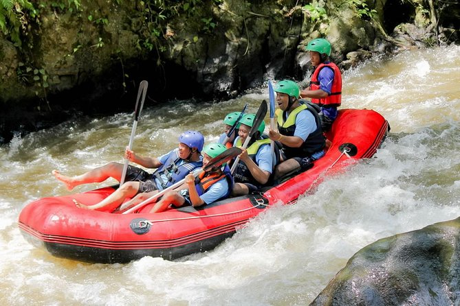 Bali Rafting and ATV Ride Packages offer amazing double activities between 2 hours rafting in Ayung River and 2 hours ATV Ride through the waterfall, slide down hills, ride through a cave, and picturesque panorama of rice fields in one day