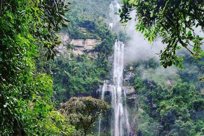 Tour privado a la Cascada El Chiflon y La Chorrera, Bogota, COLOMBIA
