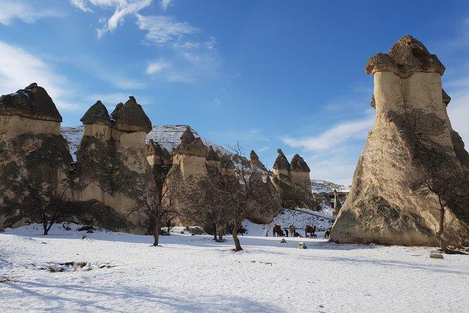 Guía privado en Capadocia, Turquía, Goreme, TURQUIA