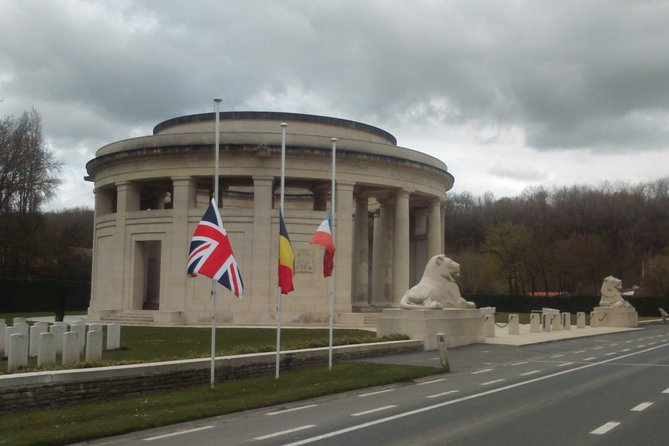 Shore Battlefield tour from Zeebrugge and Dunkirk to Messines and south of Ypres, Brujas, BELGICA