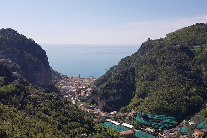 Ferriere waterfalls - Amalfi Coast, Amalfi, ITALY
