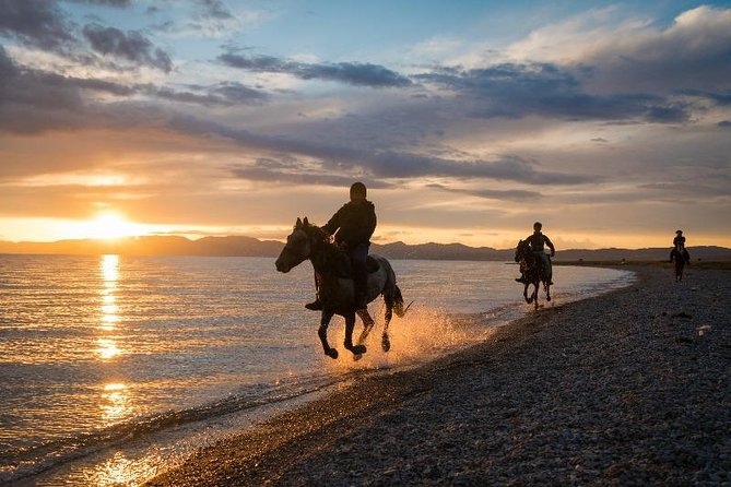 During this tour you will visit local families which live in the village and produce crafts but also families, who lives in a sheppard life style.<br><br>You will also visit a soviet salt mine and gorgeous Song Kul lake where you will have horse riding experience to the panorama of the lake<br><br>Day 1<br><br>Depart from the city towards beautiful Song Kul lake, located at 3000 m above the sea level. Where we will stay for overnight in a real authentic yurt and experience a nomadic life style.<br><br>On the way we will visit a 11 century Burana tower<br><br>Our lunch will take place in Kochkor village in the family of local craftsmen. <br><br>After we will go inside the real mine where salt is produced. <br><br>Overnight in yurt<br><br>⠀<br><br>Day 2<br><br>After breakfast we are heading to explore the area by horses. This will be 2-3 hours horse ride to the panorama.<br><br>Lunch<br><br>After lunch we have 2 hours free time to see the lake.<br><br>We will depart the lake around 3pm and return Bishkek around 7pm<br>