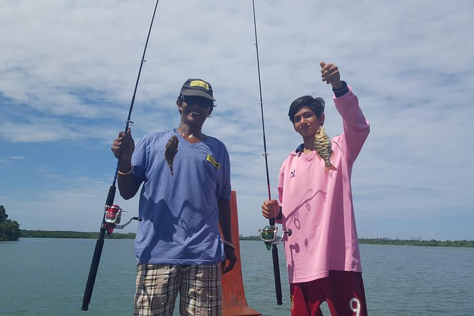 MÁS FOTOS, Mangrove Fishing and Relaxing Adventure
