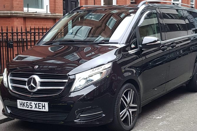 London to Southampton Cruise Executive Vehicle Private Transfer for 6-8 person, Southampton, INGLATERRA