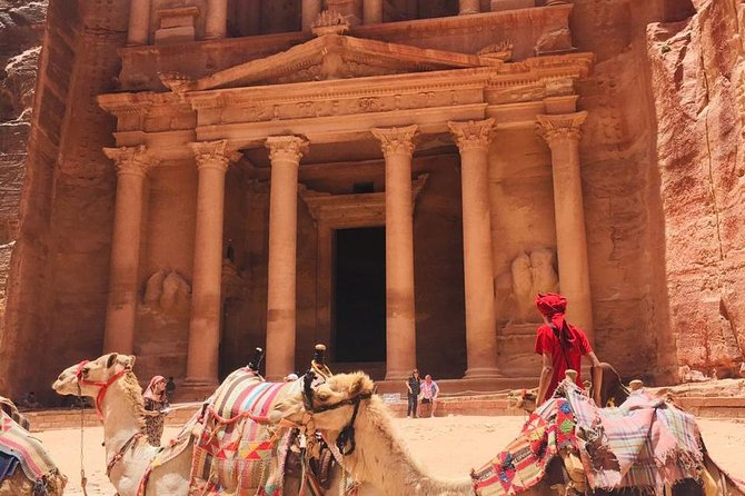 2 Days Petra & Wadi Rum Tour from and to Amman, Aman, Jordânia